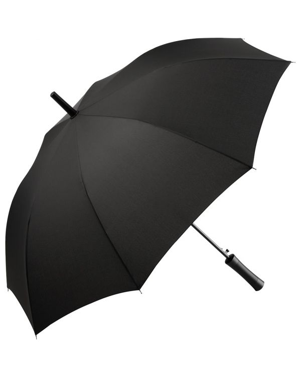 FARE AC Regular Umbrella With Straight Dull Plastic Handle