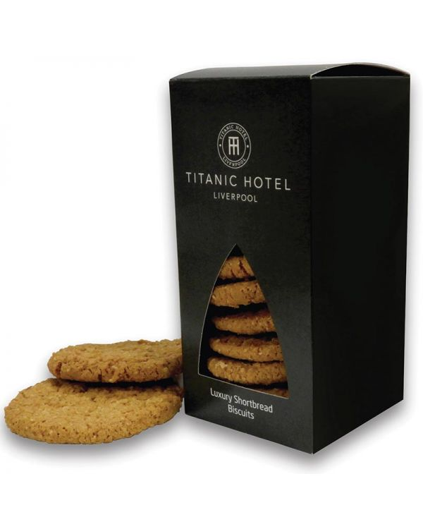 Box Of Handmade Biscuits