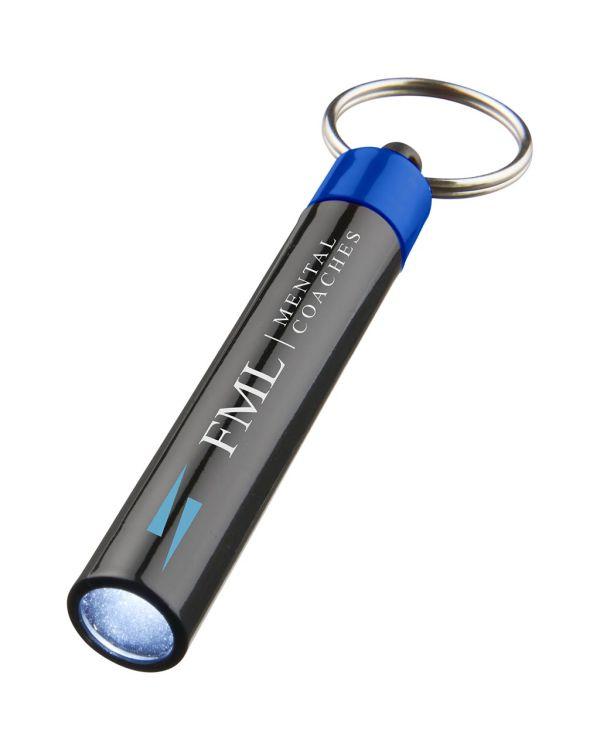 Retro Premium LED Keychain Light