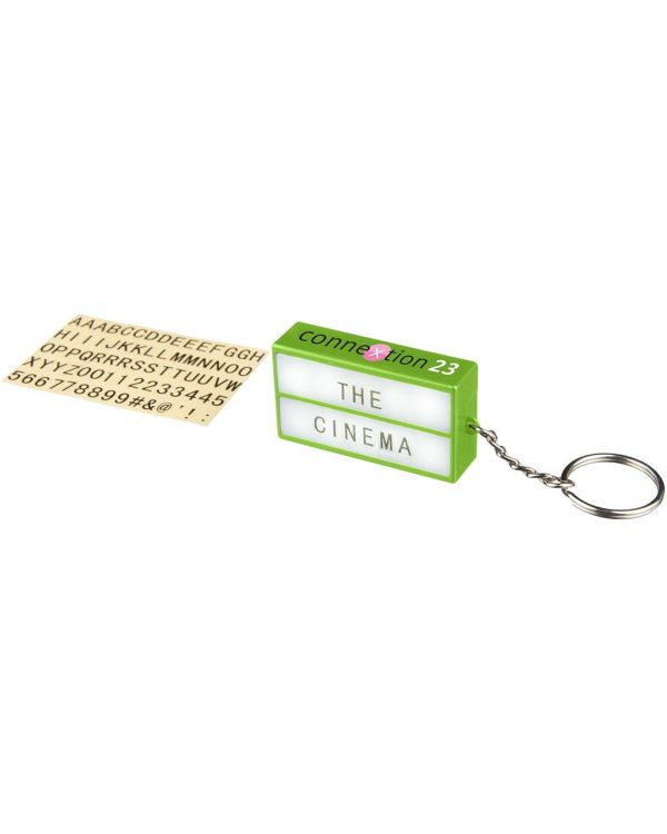 Cinema LED Keychain Light