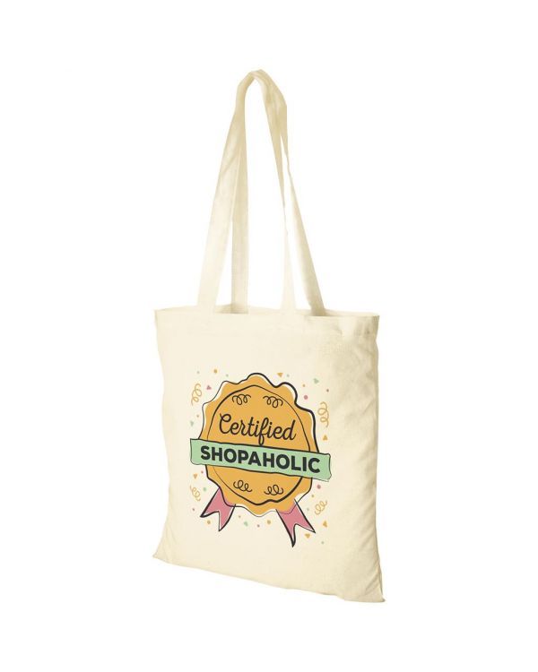 Carolina 100 G/M Cotton Tote Bag