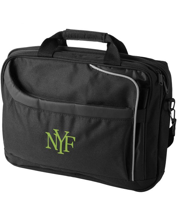 Anaheim 15.4 Inch Security Friendly Laptop Briefcase