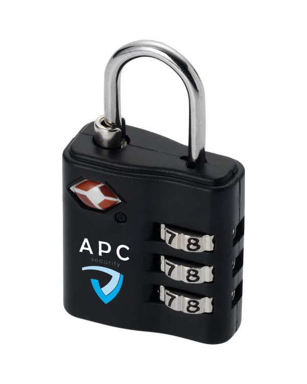 Kingsford Tsa-Compliant Luggage Lock