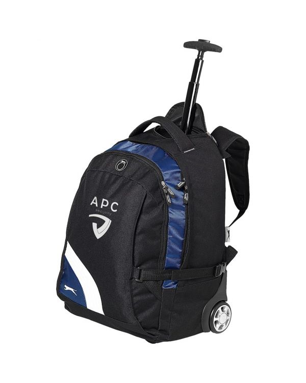 Wembley 15.5 Inch Laptop Trolley Backpack