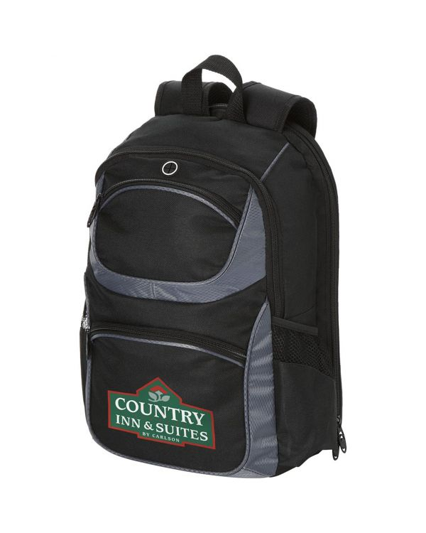 Continental 15.4 Inch Laptop Backpack