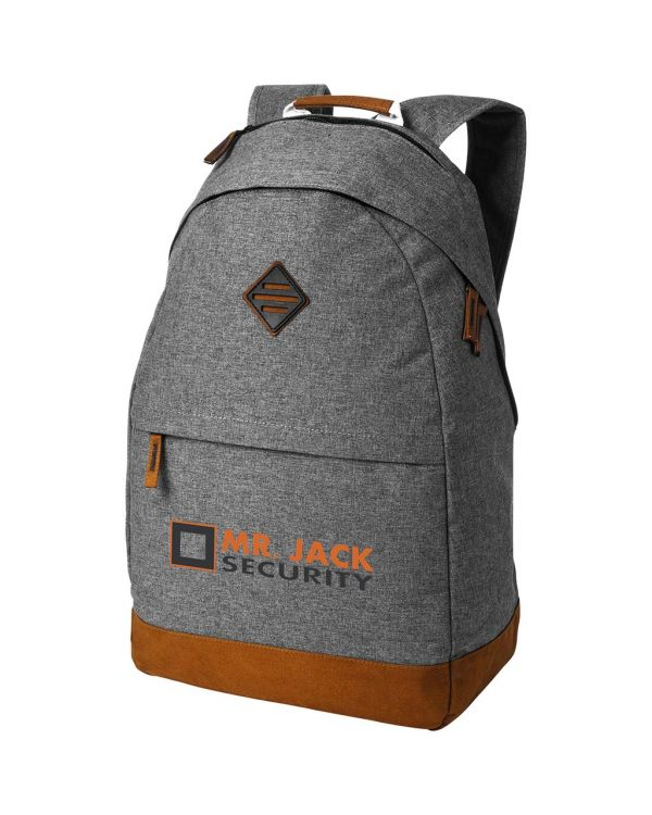 """Echo 15.6"""" Laptop And Tablet Backpack"""