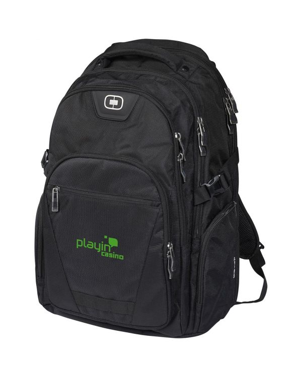 Curb 17 Inch Laptop Backpack