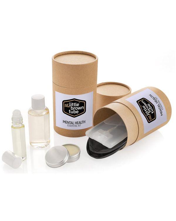 The Little Brown Tube Mental Health Kit