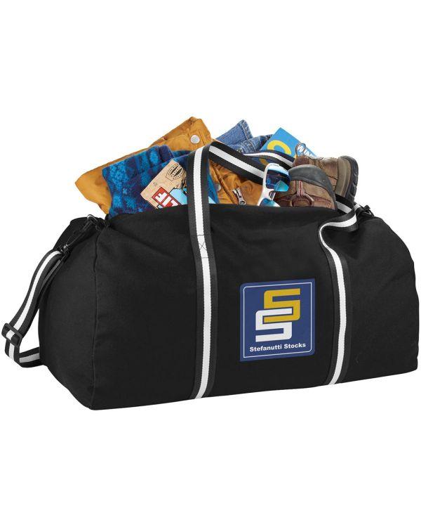 Weekender Canvas Travel Duffel Bag
