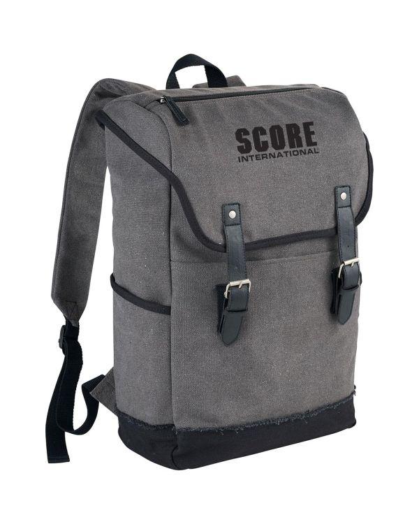 Hudson 15.6 Inch Laptop Backpack