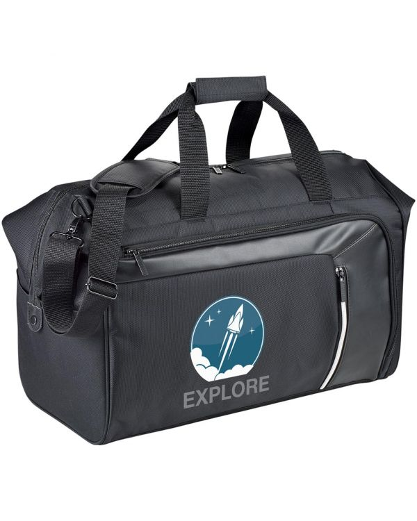 Vault 19 Inch Travel Duffel Bag With Rfid Secure Pocket