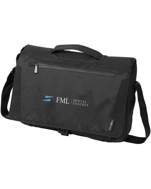 Deluxe 15.6 Inch Laptop Messenger Bag