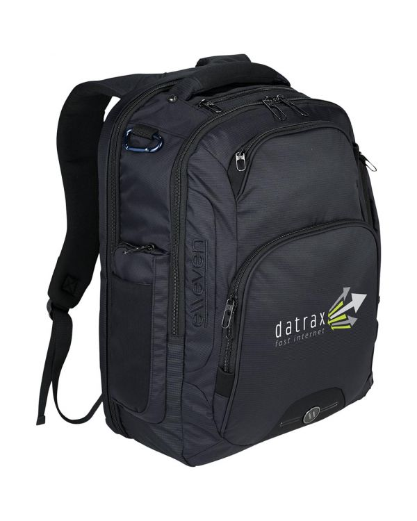 Rutter 17 Inch Laptop Backpack