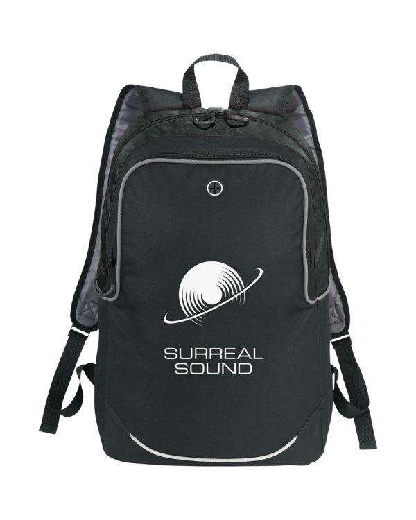 """Benton 17"""" Laptop Backpack"""