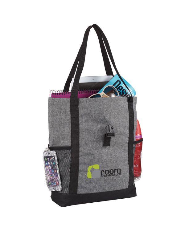 Buckle 11 Inch Tablet Tote Bag