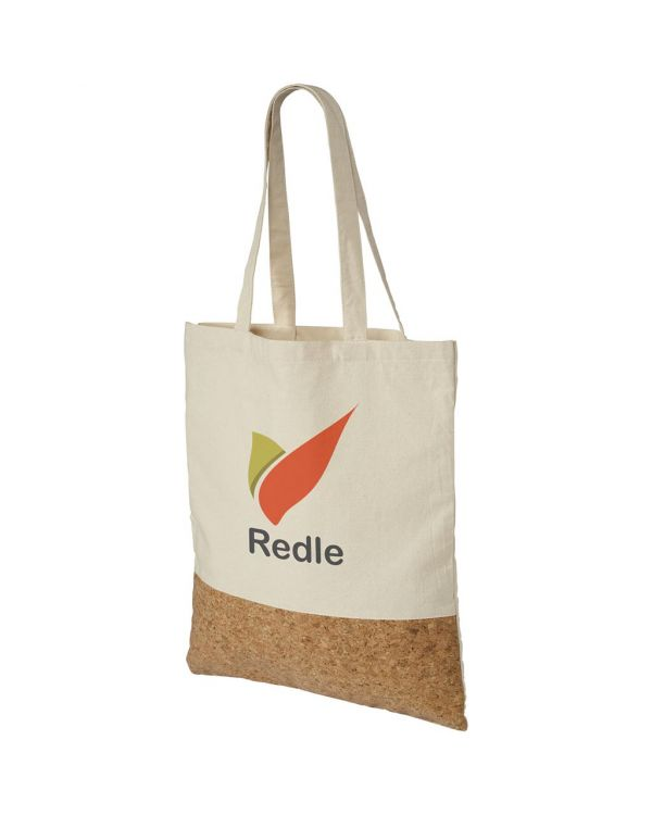 Cory 175 G/M Cotton And Cork Tote Bag