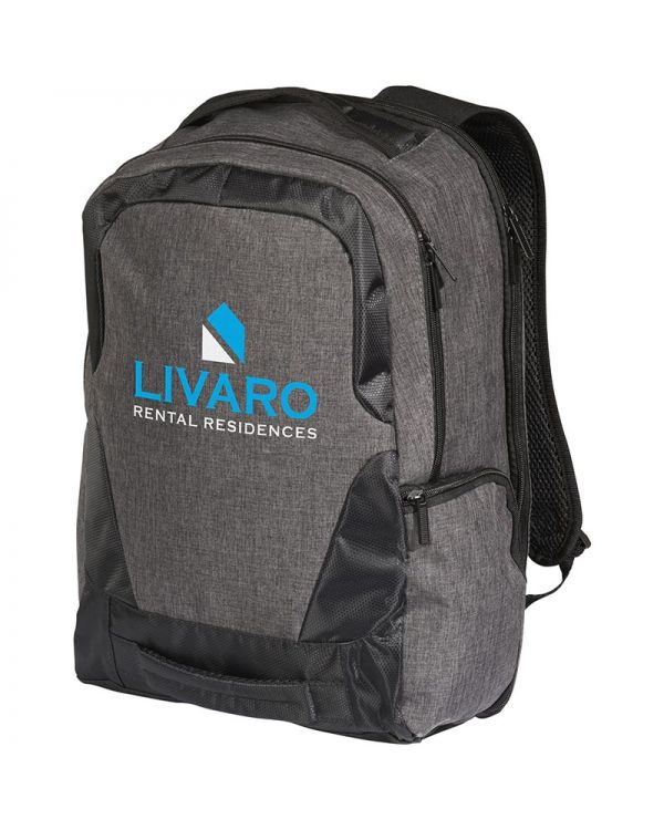 Overland 17 Inch Tsa Laptop Backpack With Usb Port