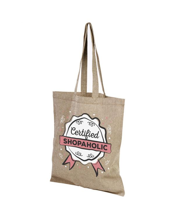Pheebs 150 G/M Recycled Cotton Tote Bag