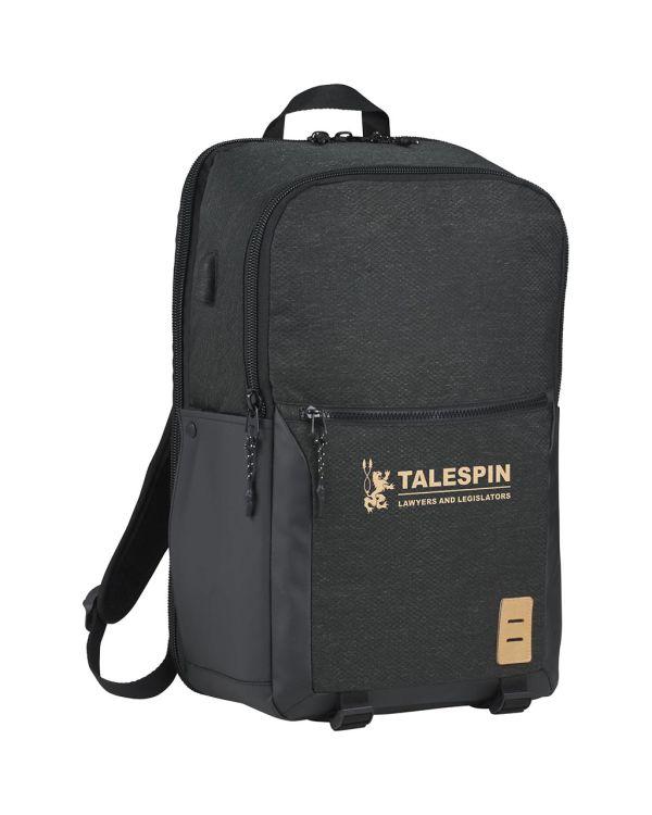 Camden 17 Inch Laptop Backpack