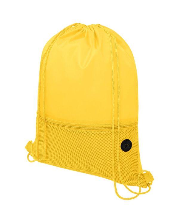 Oriole Mesh Drawstring Backpack