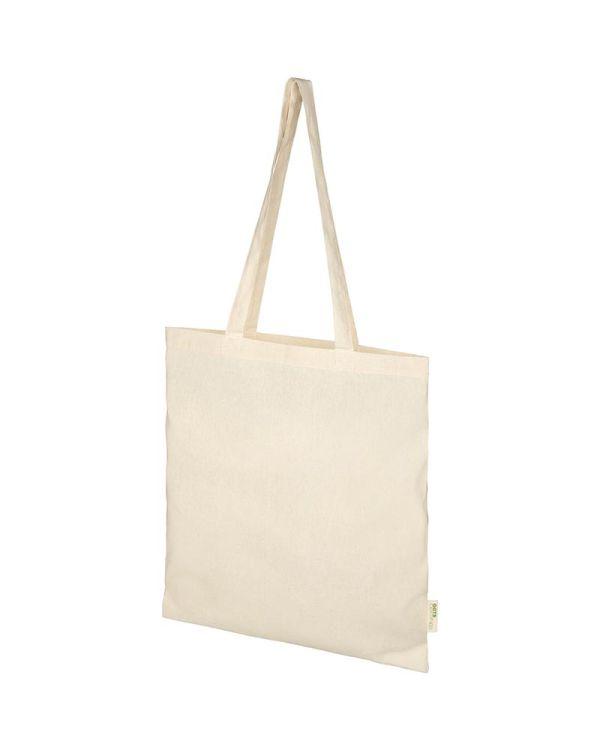Orissa 100 g/sq m GOTS Organic Cotton Tote Bag