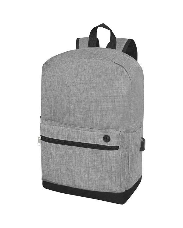 """Hoss 15.6"""" Business Laptop Backpack"""