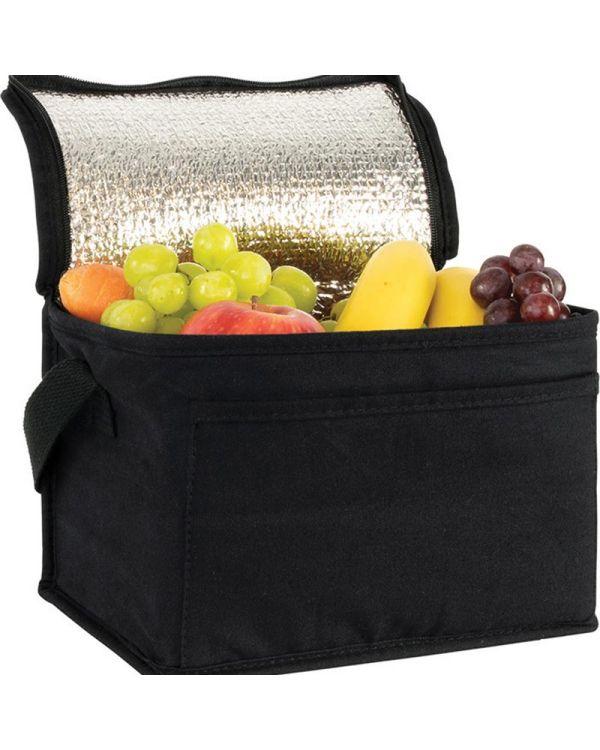 Marden 6 Can Cotton Cooler Bag