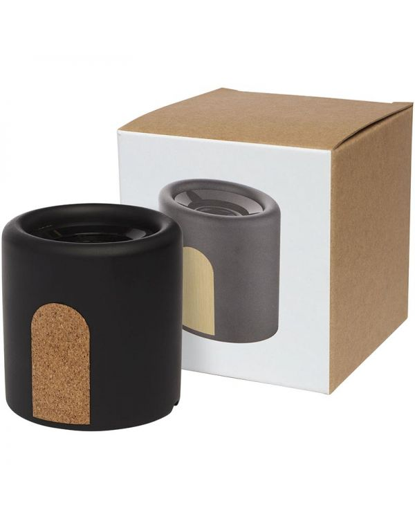 Roca Limestone/Cork Bluetooth Speaker