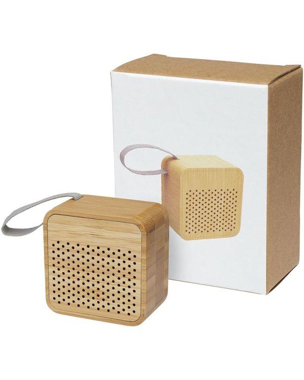 Arcana Bamboo Bluetooth Speaker