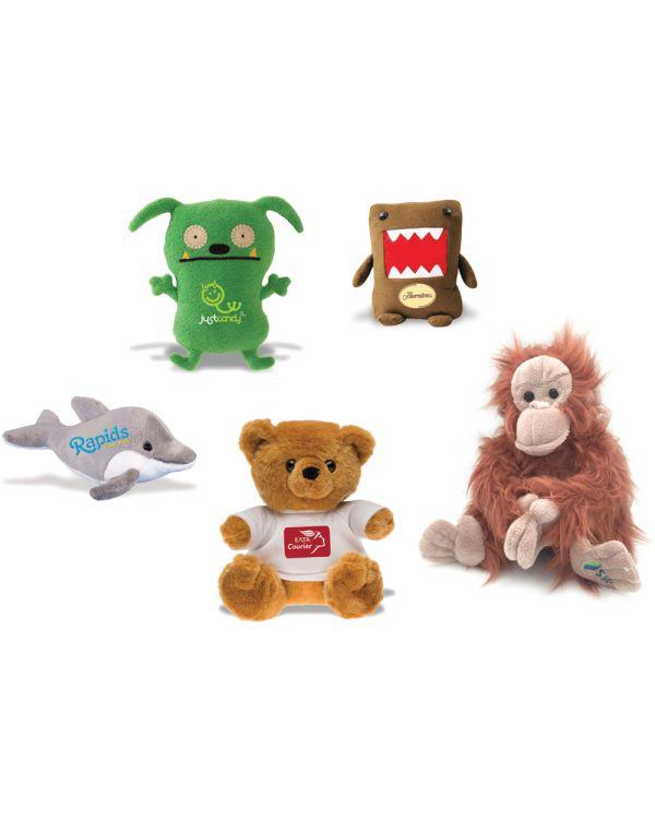 Bespoke soft toys