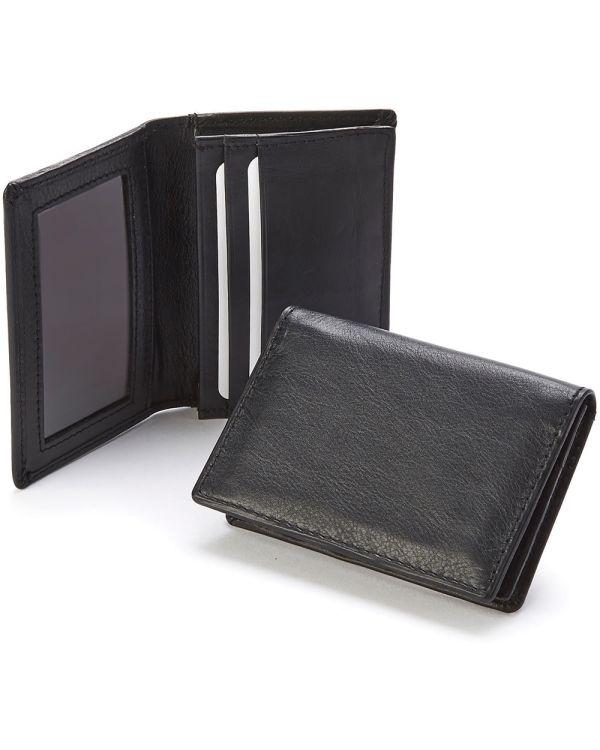 Sandringham Nappa Leather Business Card Holder