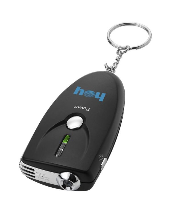 Inebreeze Alcohol Breath Analyser Keychain