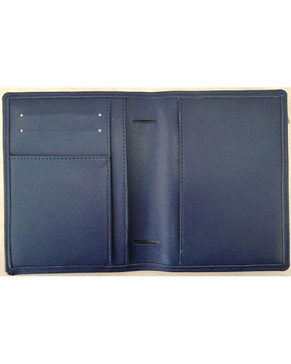 Granchester RFID Leather Passport Holder