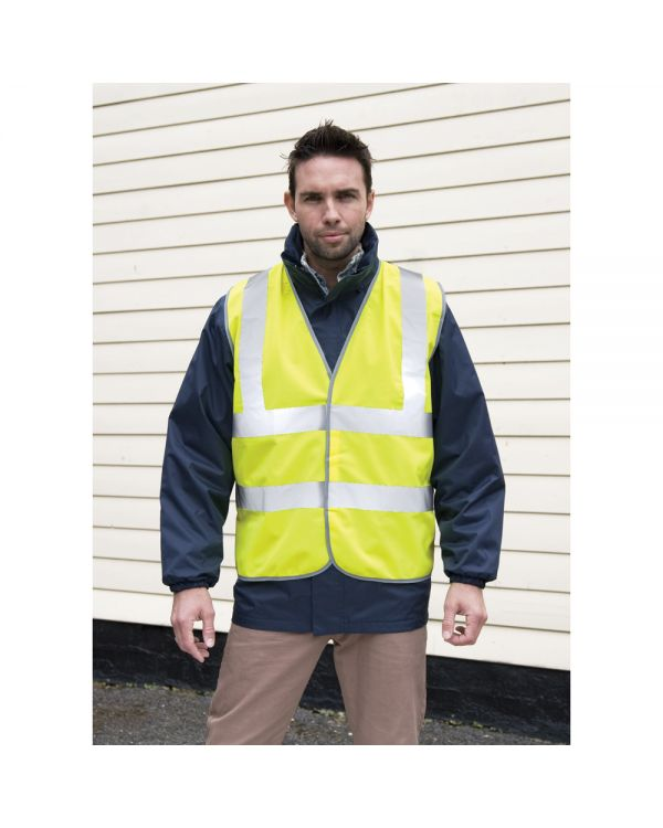 Motorway Hi-Vis Safety Vest