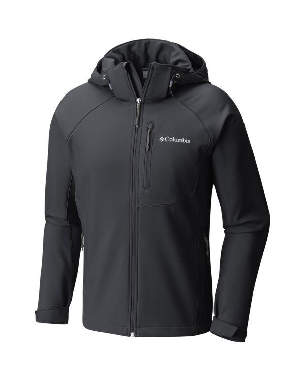 Columbia Men's Cascade Ridge Soft Shell Jacket