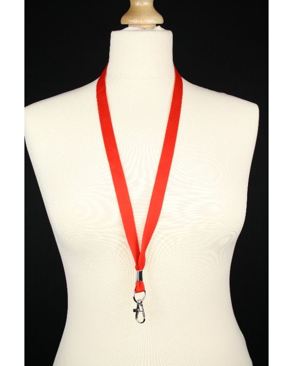 UK Stock Flat Lanyard