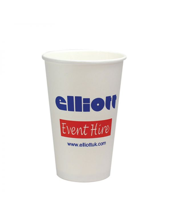 16oz Singled Walled Simplicity Paper Cup