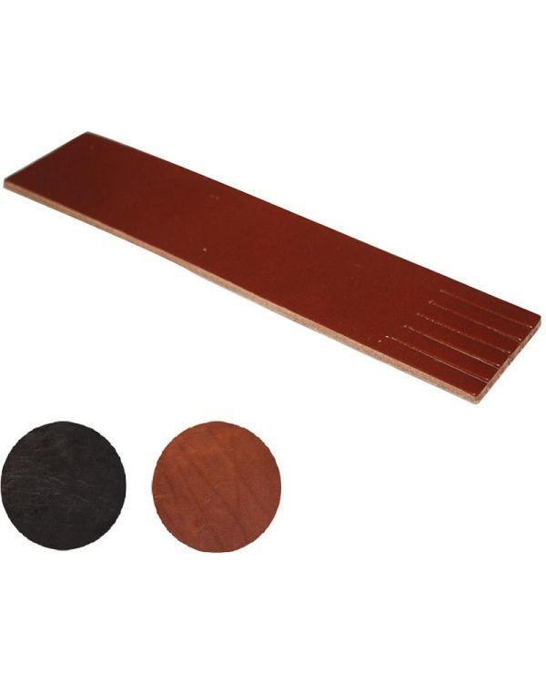 Saddle Leather Book Mark