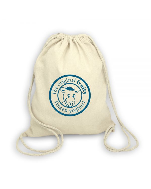 Green & Good Columbia Drawstring Backpack - Cotton 4oz