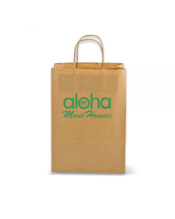 Green & Good A4 Kraft Paper Bag - Sustainable Paper