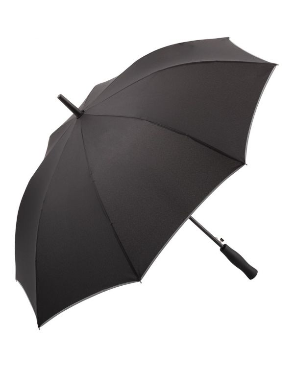 FARE AC Regular Umbrella With Reflective Piping