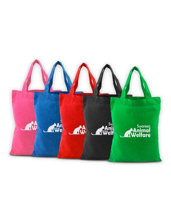 Green & Good Coloured Greenwich Bag - Cotton 4oz