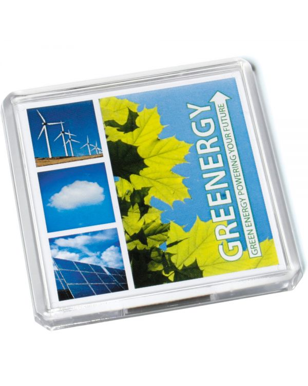 Acrylic Square Magnet