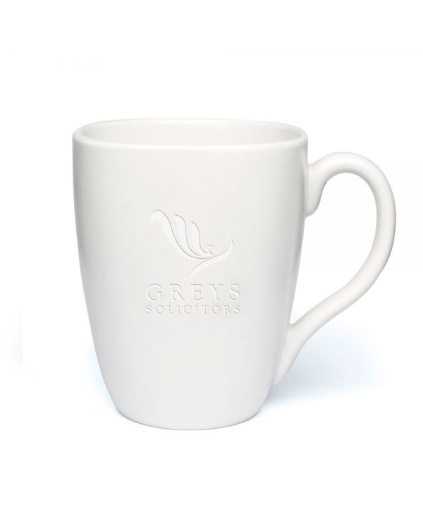 Quadra Etched Mug