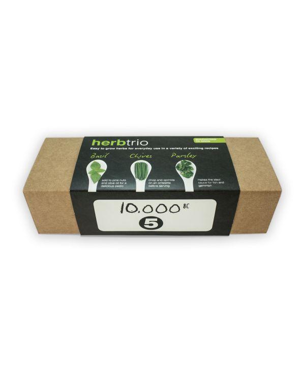 Green & Good 3 in 1 Indoor Garden Set - Herb trio