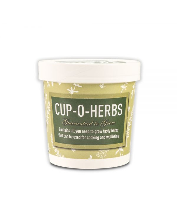 Green & Good Seed Cup - Cup-o-Herbs
