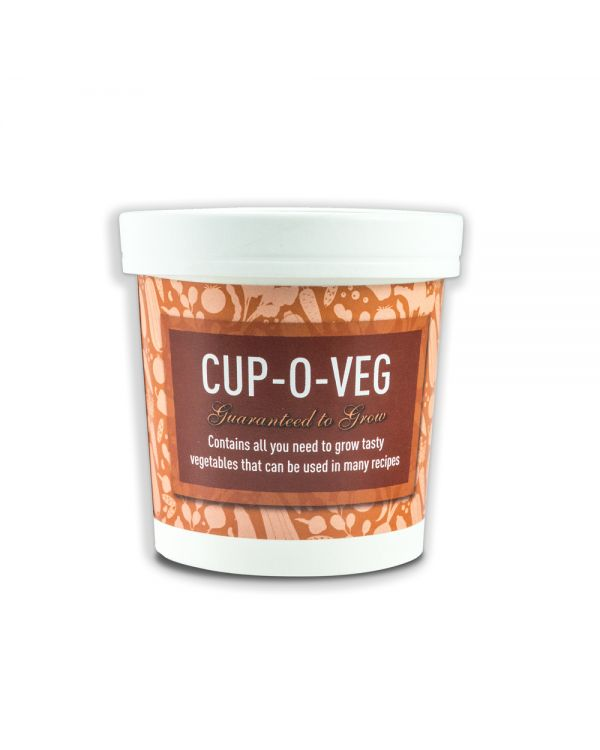 Green & Good Seed Cups - Cup-o-Vegetables