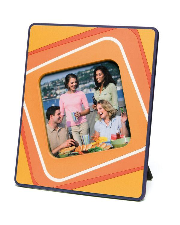 Soft PVC Desk PhotoFrame