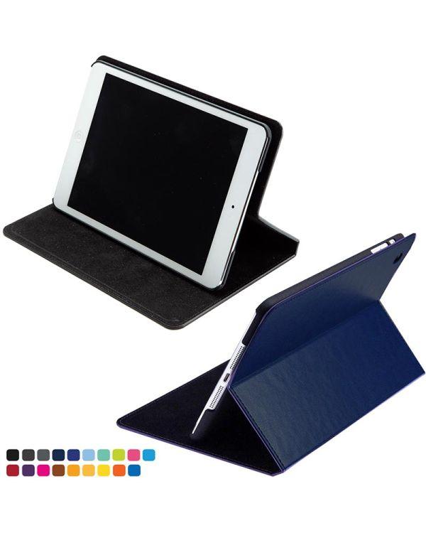 Mini Tablet Case & Stand Made To Fit Your Tablet In Vegan Matt Velvet Torino
