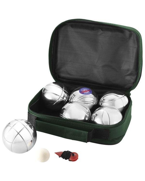 Henri 6-Ball Petanque Set